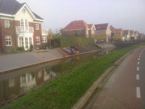 Herstel waterkant